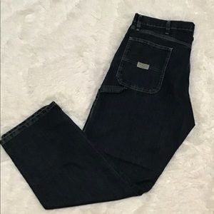 Men's Wrangler Denim Jeans 36x32
